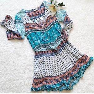 Roxy romper. Gently used. Excellent condition